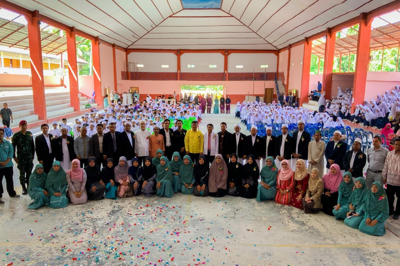 Open House Sekolah Islamic Witthaya School Songkhla